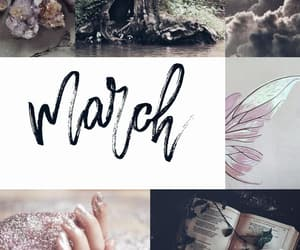 march, nymph, and 2019 image