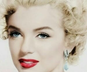 beautiful, blond, and marilyn image