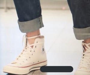 aesthetic, feet, and idol image