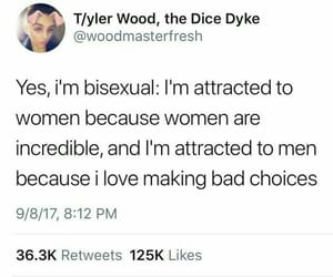 bisexual, boys, and lgbt image