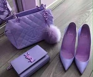 bag, chanel, and pink image