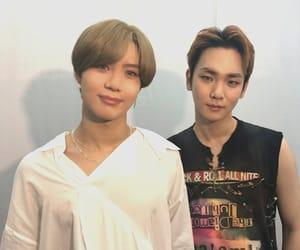 Minho, Onew, and Jonghyun image
