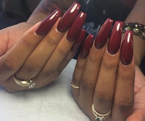 acrylics, nails, and claws image