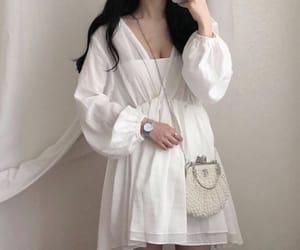 dress, watch, and fashion image