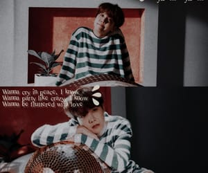 aesthetic, jhope, and edit image