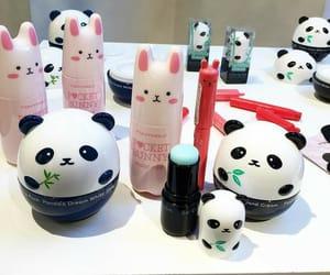 accessories, kawaii, and panda image