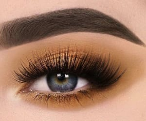 beauty, eyeshadow, and girly image