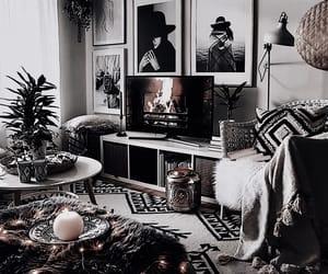 boho, decor, and home image