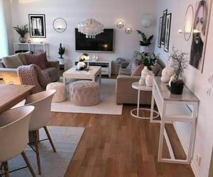 room and living room image