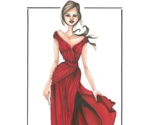 dress, Dream, and fashion image