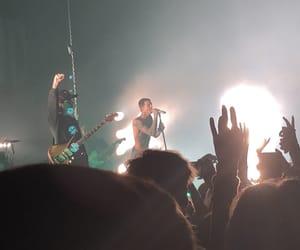 band, concert, and the neighbourhood image