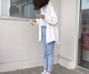 kfashion, outfit, and ulzzang image