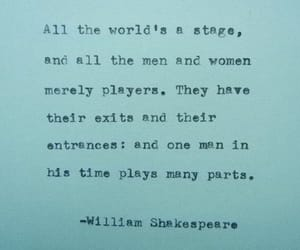 players, william shakespeare, and as you like it image