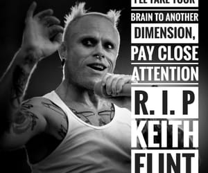 r.i.p, the prodigy, and keith flint image