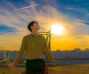 army, sun, and bts image