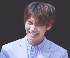 aesthetic, korea, and smile image