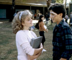 80s, couple, and ralph macchio image