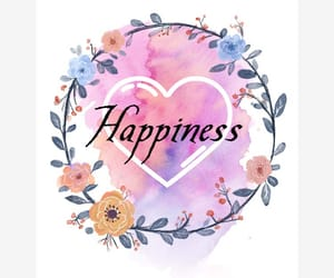 cover, happiness, and pink image