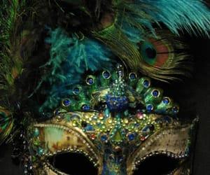 mardi gras, carnival, and mask image