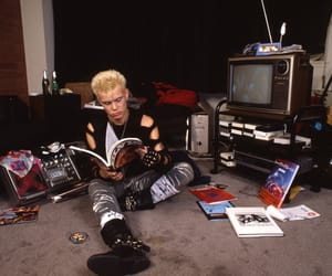 bleach, blonde, and punk image