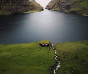 nature, travel, and house image