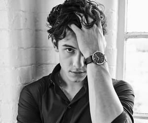 boy, shawn mendes, and emporio armani image