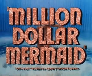 esther williams, gif, and million dollar mermaid image