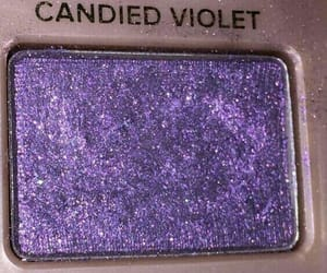 purple, violet, and makeup image