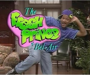 will smith, fresh prince, and show image