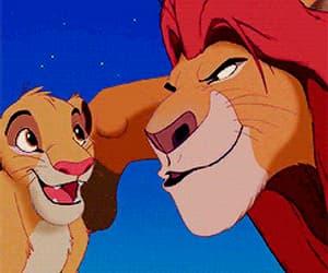 disney, o rei leão, and gif image