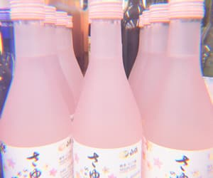 pink, drink, and japan image