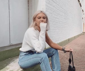aesthetic, hairstyle, and street style image