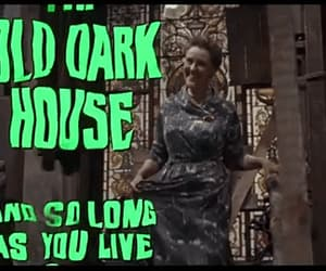 the old dark house, gif, and vintage image