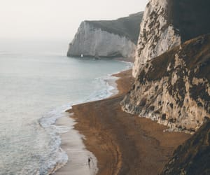 beach, travel, and landscape image