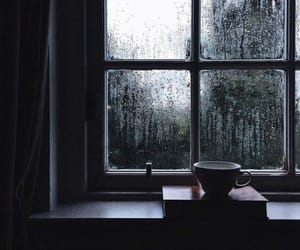 Dream, sad, and rain image