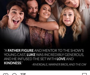 luke perry and riverdale image