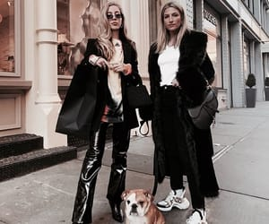 fashion, best friends, and chic image