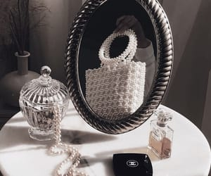chanel, decor, and jewelry image