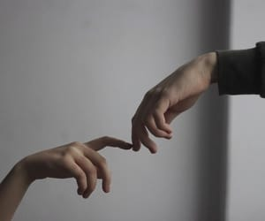 hands, art, and tumblr image