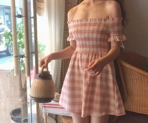 aesthetic, clothing, and dress image