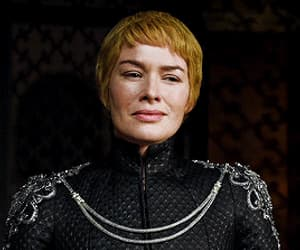 gif, game of thrones, and cersei lannister image
