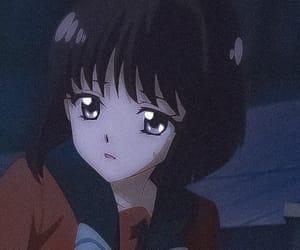 anime girl, animes icon, and sailor saturn image