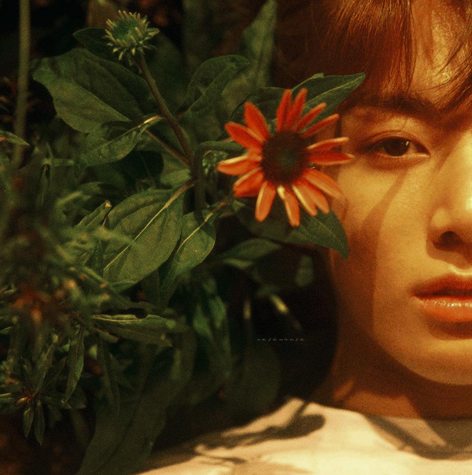 Album Photoshoot Love Yourself Her Jungkook