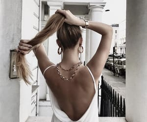 fashion, hair, and jewelry image
