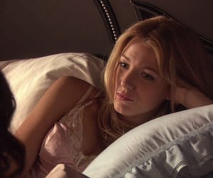 blake lively, blond, and girl image