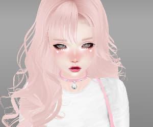 aesthetic, cyberpunk, and hello kitty image