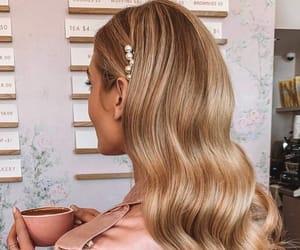 braid, hair, and longhair image