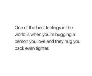 family, feelings, and hugs image