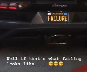 black, failure, and car image