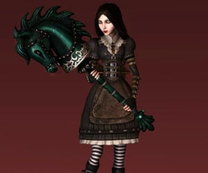 alice, american mcgee's alice, and alice in wonderland image